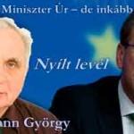 Megszólalt a Miniszter Úr – de inkább félre beszélt