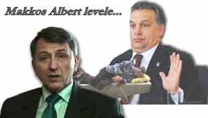 Makkos Albert közgazdász levele Rogán Antal FIDESZ Frakcióvezetőjének