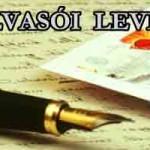 Egy olvasói levél. Tisztelt Nemzeti Civil Kontroll!
