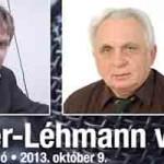 """Kásler - Léhmann vita. Szinte az összes alapvető kérdéskörben egyetértenek. A Nemzeti Civil Kontroll az """"adósok"""" érdekében is bízik benne, hogy a megbékélés is hamarosan létrejön."""