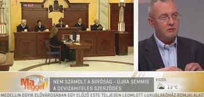 Nem számolt a bíróság - újra semmis a devizahiteles szerződés