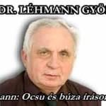 DR.LÉHMANN: EGY HOZZÁM ÍRT LEVÉL