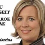 AZ EU DÖNTÉSEIT A BANKÁROK HOZZÁK-MORVAI KRISZTINA