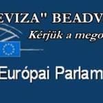 """""""DEVIZA""""- BEADVÁNY – EURÓPAI PARLAMENT"""