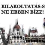 EZ A KILAKOLTATÁS-STOP, NE EBBEN BÍZZ!
