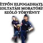 HÉTFŐN ELFOGADHATJÁK A KILAKOLTATÁSI MORATÓRIUMRÓL SZÓLÓ TÖRVÉNYT