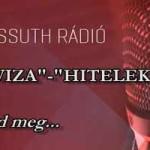 """""""DEVIZA""""-""""HITELEKRŐL"""" A KOSSUTH RÁDIÓBAN"""