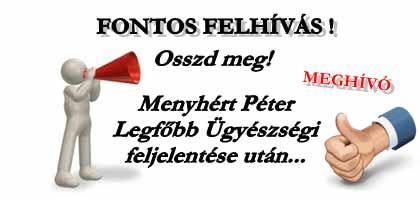 """FONTOS FELHÍVÁS - MEGHÍVÓ AZ ÁTVERT """"DEVIZA""""-KÁROSULTAKNAK!"""