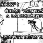 """""""DEVIZÁSOK"""" ÓRIÁSI VÁLTOZÁS A LÁTHATÁRON! AVAGY LOPOTT PÉNZ VISSZAJÁR!"""