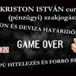 DEVIZA ALAPÚ HITELEZÉS ÉS FORRÓ BEFEKTETÉS. Dr. Kriston István.