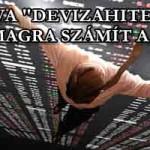 """DURVA """"DEVIZAHITELES"""" CSOMAGRA SZÁMÍT A PIAC!"""