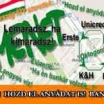 PÓKA LÁSZLÓ – BÉKAMENET: BANKÁR MAJÁLIS – HOZD EL ANYÁDAT IS!