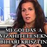 """MEGOLDÁS A """"DEVIZAHITELESEKNEK"""" - BIHARI KRISZTINA."""