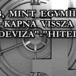 """TÖBB, MINT EGYMILLIÓT KAPNA VISSZA A """"DEVIZA""""-""""HITELES"""""""