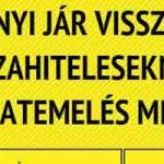 ENNYI JÁR VISSZA A DEVIZAHITELESEKNEK A KAMATEMELÉS MIATT.