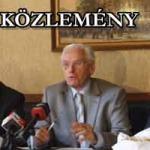KÖZLEMÉNY – Az elszámolási törvény tervezetét társadalmi egyeztetésre kell bocsátani!