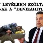 """NYÍLT LEVÉLBEN SZÓLTAK BE ORBÁNNAK A """"DEVIZAHITELESEK"""""""