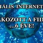 BRUTÁLIS INTERNETADÓ: TILTAKOZOTT A FIDESZ…6 ÉVE!
