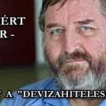 """MENYHÉRT PÉTER – ÜZENET A """"DEVIZAHITELESEKNEK"""""""