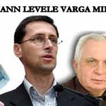 DR. LÉHMANN LEVELE VARGA MIHÁLYNAK