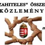 """KÖZLEMÉNY – """"DEVIZAHITELES"""" ÖSSZEFOGÁS"""