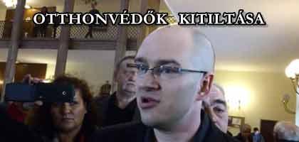 OTTHONVÉDŐK KITILTÁSA - PÓKA LÁSZLÓ: ÖSSZEFOGLALÓ.