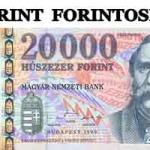 A FORINT FORINTOSÍTÁSA - VITAINDÍTÓ.