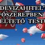 """""""DEVIZAHITEL"""" - FŐSZEREPBEN A BÉKÉLTETŐ TESTÜLET."""