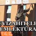 """DEVIZAHITELES"" EMLÉKTÚRA"