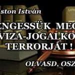 A MEGOLDÁS – RENGESSÜK MEG A DEVIZA-JOGALKOTÁS TERRORJÁT