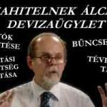 BŰNCSELEKMÉNY - DEVIZAHITELNEK ÁLCÁZOTT DEVIZAÜGYLET!