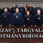 """HAMAROSAN """"DEVIZAHITELES"""" PANASZ TÁRGYALÁSA AZ ALKOTMÁNYBÍRÓSÁGON!"""