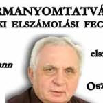 FORMANYOMTATVÁNY A BANKI ELSZÁMOLÁSI FECNIKRE - DR. LÉHMANN.