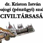 DR. KRISTON - KIÁLTVÁNY.