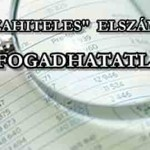 """""""DEVIZAHITELES"""" ELSZÁMOLÁS: ELFOGADHATATLAN!"""