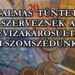 HATALMAS TÜNTETÉST SZERVEZNEK A DEVIZAKÁROSULTAK.