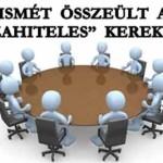 """ISMÉT ÖSSZEÜLT A """"DEVIZAHITELES"""" KEREKASZTAL"""