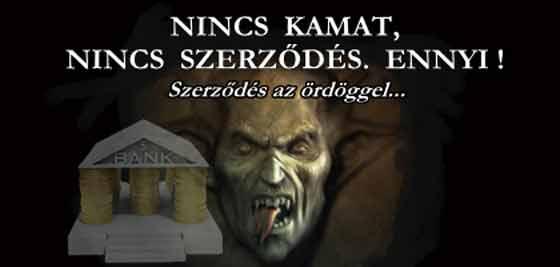 NINCS KAMAT, NINCS SZERZŐDÉS. ENNYI!