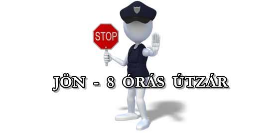 """""""DEVIZÁSOK"""" JÖN A 8 ÓRÁS ÚTZÁR!"""