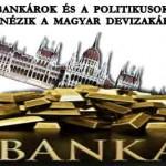 A BANKÁROK ÉS A POLITIKUSOK IS HÜLYÉNEK NÉZIK A MAGYAR DEVIZAKÁROSULTAKAT.