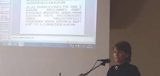 """SZEGEDI """"DEVIZÁS"""" KONFERENCIA II. RÉSZ."""