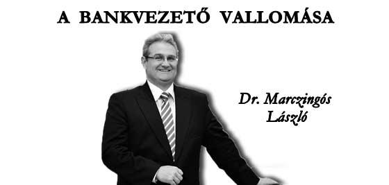 A BANKVEZETŐ VALLOMÁSA.