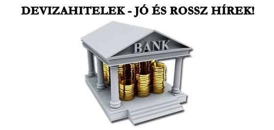 DEVIZAHITELEK-JÓ ÉS ROSSZ HÍREK! HITELES HARSONA 2016-09-25.