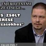 """A BANKOK TÁJÉKOZTATÁSI KÖTELEZETTSÉGE-FALUS ZSOLT KÉRÉSE A """"DEVIZÁSOKHOZ""""."""