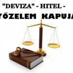 """""""DEVIZA""""-HITEL-A GYŐZELEM KAPUJÁBAN."""