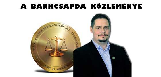 A BANKCSAPDA KÖZLEMÉNYE - INTERVENCIÓS SÁV.
