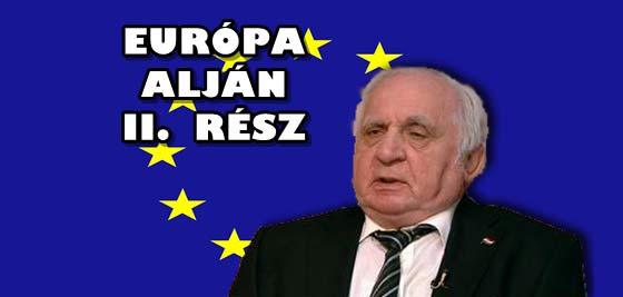 DR. LÉHMANN-EURÓPA ALJÁN II. RÉSZ.