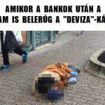 """AMIKOR A BANKOK UTÁN A MAGYAR ÁLLAM IS BELERÚG A """"DEVIZA""""-KÁROSULTAKBA."""
