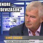 """SIMÓ ENDRE-KITARTÁS """"DEVIZÁSOK""""!"""