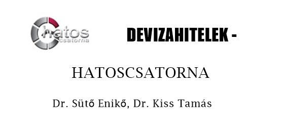 DEVIZAHITELEK-HATOSCSATORNA.